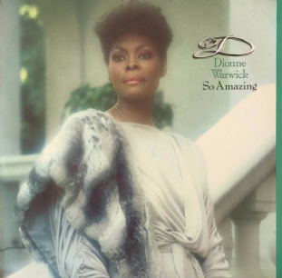 Dionne Warwick - So Amazing (LP) (EX/VG-)